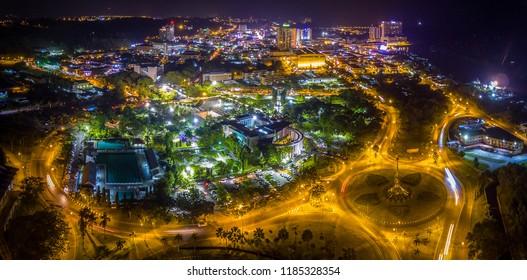 Miri City at Night