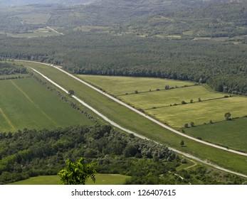 Mirna valley