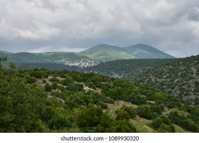 Miron mount view