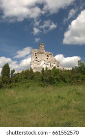 Mirow Castle in Poland