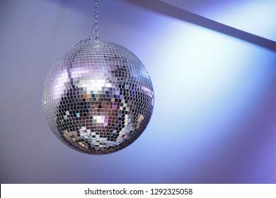 mirror ball, discoball