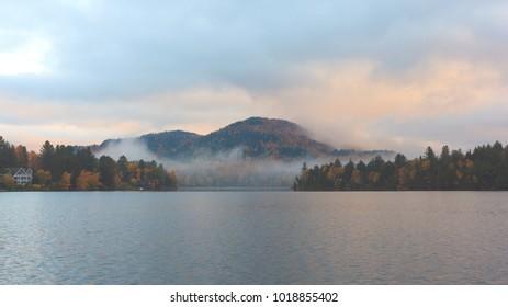 Mirror Lake | Keene Valley, NY