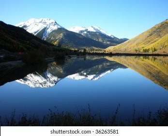 Mirror Mountain Lake