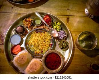 Misal A famous dish from Maharashtra