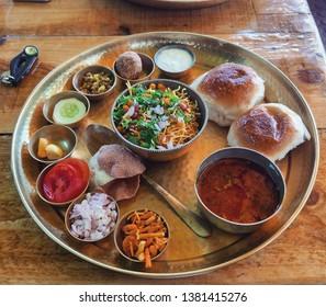 Misal Pav - Marathi Snacks