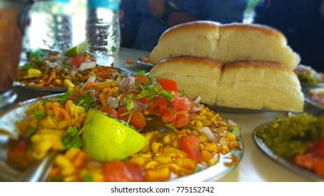 Misal Pav a very delicious food