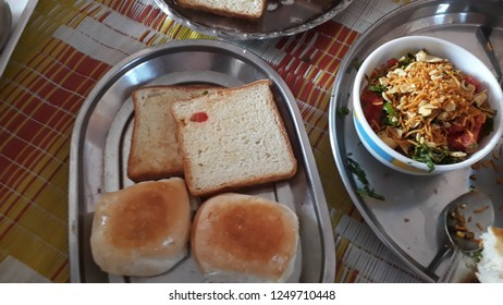 Misal Pav (West Indian delicacy)
