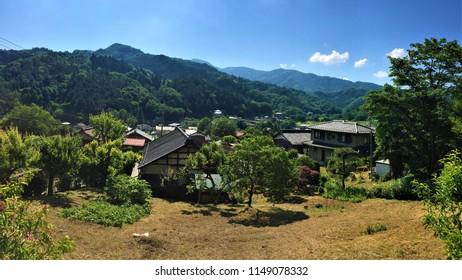 Misawa village, Saitama, Japan