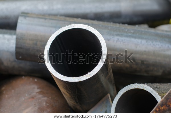 Miscellaneous goods and cut iron pipes