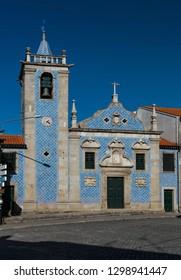 """Misericordia"" Church in Vouzela, Viseu, Portugal."