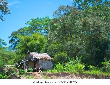 Miskito coast house