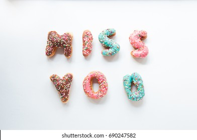 Miss You Donuts