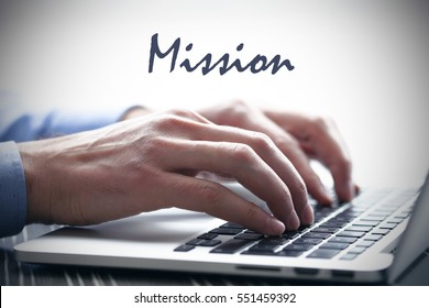 Mission, Business Concept