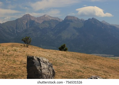 Mission Mountains, St Ignatius Montana