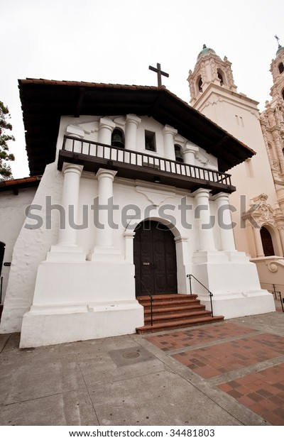 Mission San Francisco de As?s is the oldest surviving structure in San Francisco and the sixth religious settlement established as part of the California chain of missions.