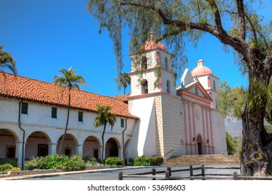 Mission Santa Barbara was the tenth of the California missions to be founded by the Spanish Franciscans. It was established on the Feast of St. Barbara, Dec 4, 1786.