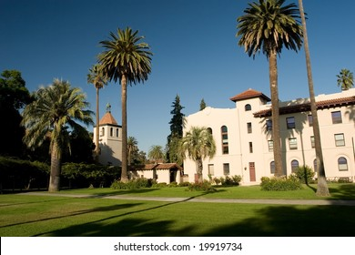 Mission Santa Clara was founded on January 12, 1777 and named for Clare of Assisi, the founder of the order of the Poor Clares.