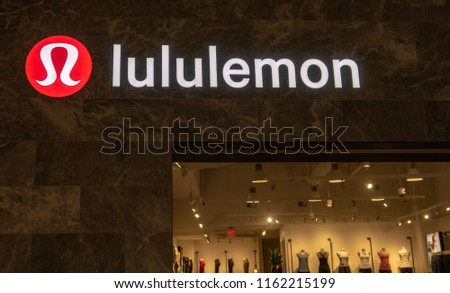 6293cefc1ad ... 08222018 Lululemon Stock Photo (Edit Now) 1162215199 - Shutterstock. Mission  Viejo