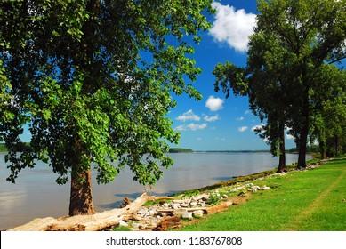 Mississippi Greenbelt Park, Memphis Tennessee