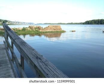 Mississippi River Grafton