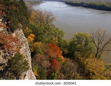Missouri River- Lewis and Clark Hiking Trail