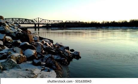 Missouri River St. Charles, MO