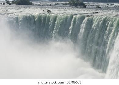 The Mist Of Niagara Falls