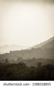 Misty hills - The Lake District