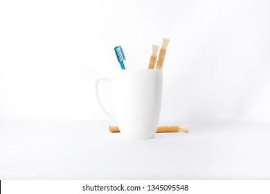 miswak toothbrush holder cup