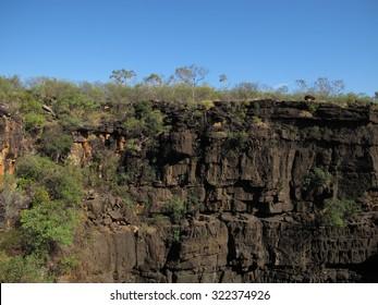 mitchell falls, kimberley, west australia