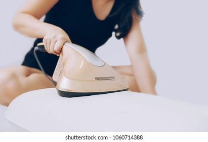 Mite Cleaning Vacuum Cleaner , Remove Dust Mite/Allergen/Bacteria
