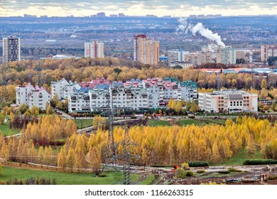 Mitino District is administrative district of North-Western Administrative Okrug, and raion of Moscow, Russia. It is just outside the Moscow Ring Road, northwest of the center of Moscow.