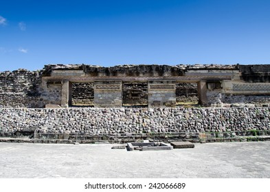 Mitla archaeological site, Mexico