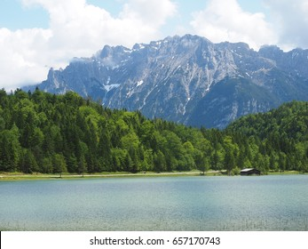 mittenwald germany, ferchensee