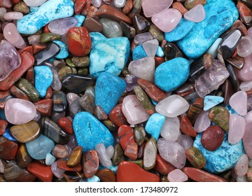 Mixed batch of Semi-precious stones