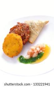 mixed indian starter