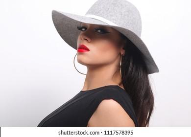 Mixed Race Biracial Beautiful Woman