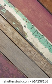 Mixed Vintage Boards background
