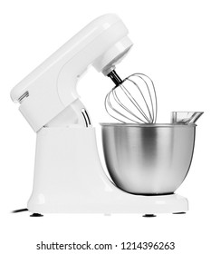 mixer on a white background, isolated