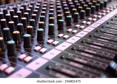 Mixing music and songs. The melodious sound is required