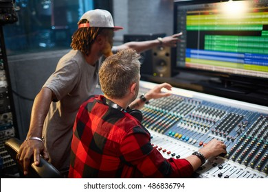 Mixing sounds