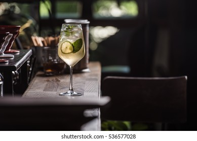 mixology cocktail