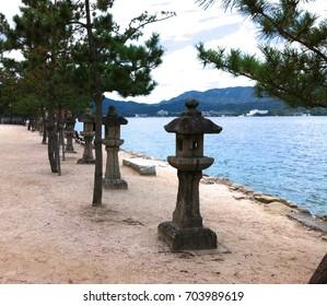 Miyajima island; one of world heritage site in Japan