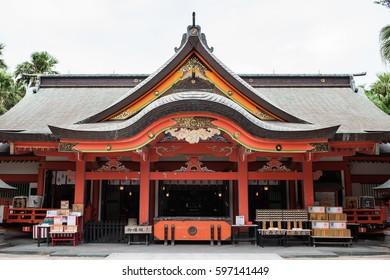Miyazaki's Japanese Shrine
