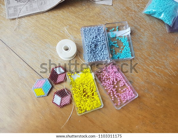 Miyuki Delica Seed Beads Colorful