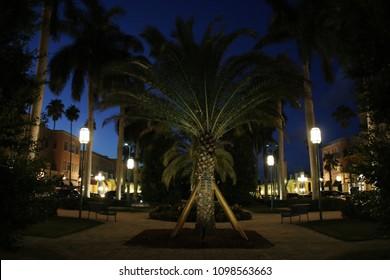 Mizner Park in Boca Raton, FL