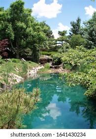 Mizumoto Japanese Stroll Garden Images Stock Photos Vectors Shutterstock