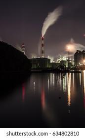 Mizushima Factory zone