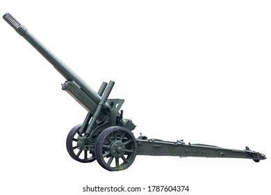 Ml-20 gun isolated on a white background.