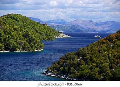 Mljet Northern coast